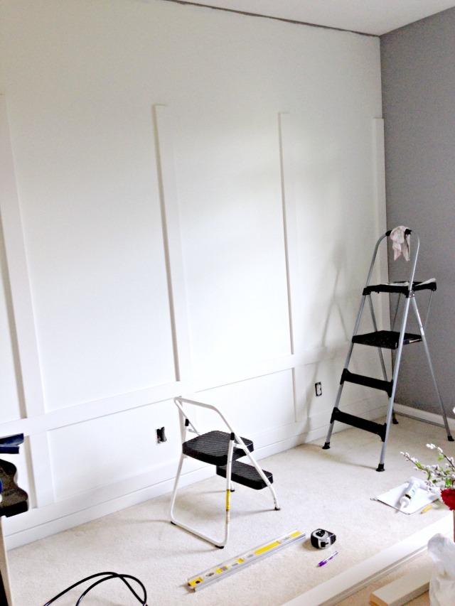 White Wall 3
